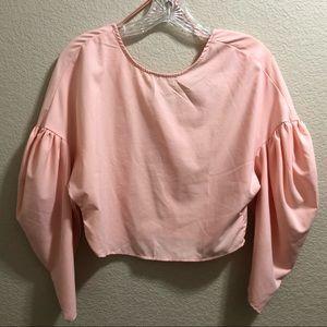 Beautiful blouse! (Lightly worn)